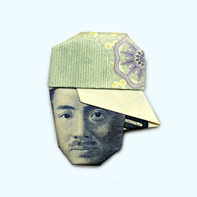 ハート 折り紙:一万円 折り紙-matome.naver.jp